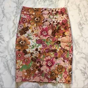 J Crew Pencil Skirt Size 2